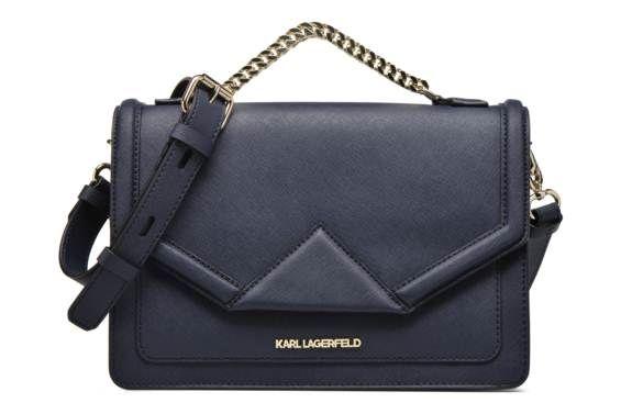 Karl Lagerfeld Klassic Shoulder Bag Sarenza Com Sac Karl Lagerfeld Sac Porte Epaule Sac A Main
