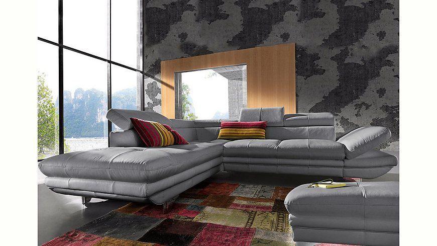 Cotta Polsterecke, wahlweise mit Bettfunktion Jetzt bestellen - wohnzimmer couch günstig