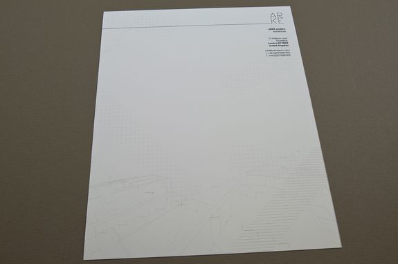 Architecture firm letterhead template letterhead pinterest architecture firm letterhead template thecheapjerseys Images