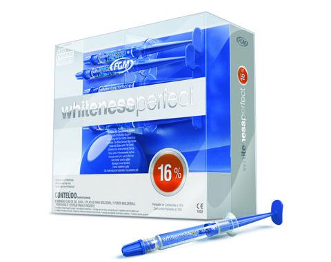 Whiteness Perfect Clareadores De Uso Caseiro Produtos Fgm