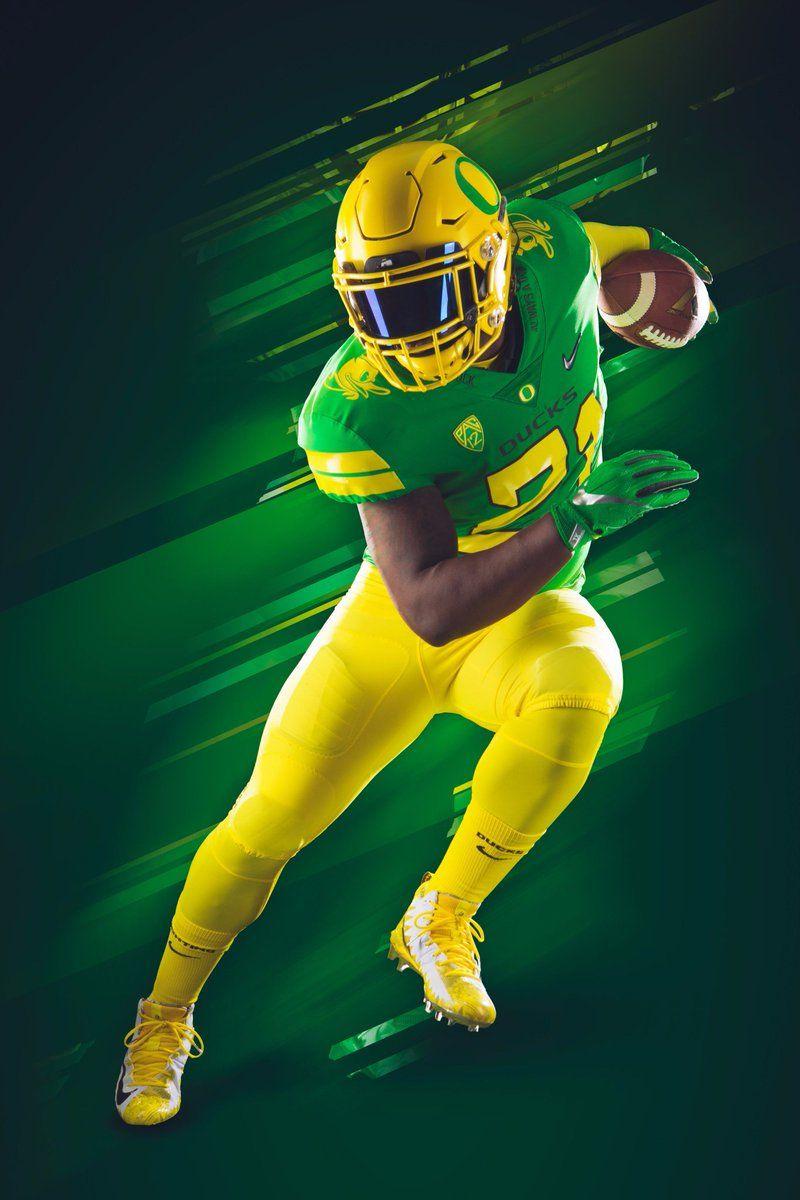 El Sparks On Twitter Oregon Football Oregon Ducks Football College Football Uniforms