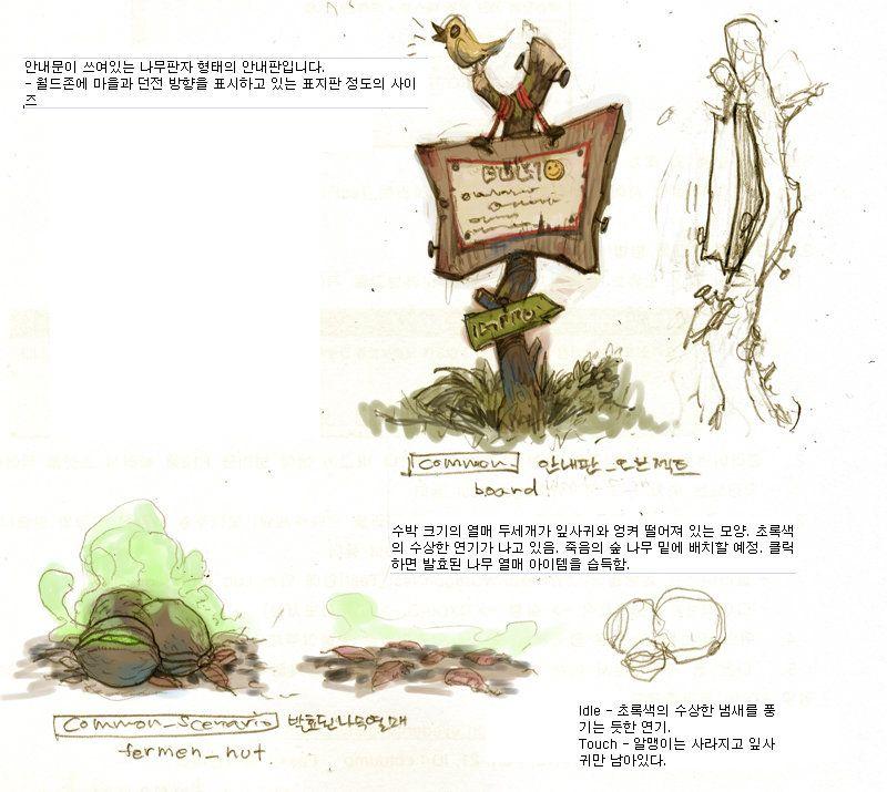 ArtStation - DragonNest(2010)_BackGround_01, Seung Chan Lee