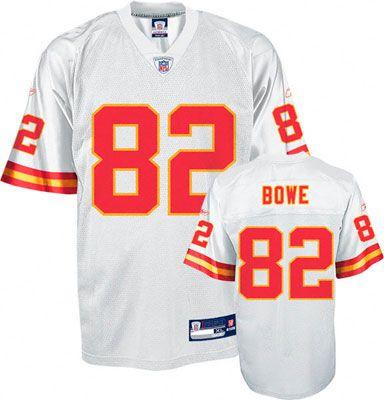 22686023a ... Jerseys wholesale , Reebok Kansas City Chiefs Dwayne Bowe 82 White  Authentic Jersey Sale ...