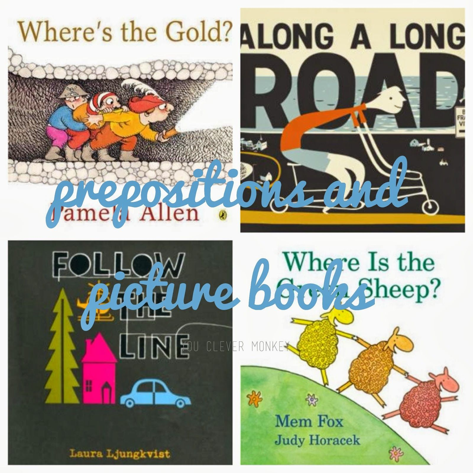 Teaching Prepositions Through Picture Books