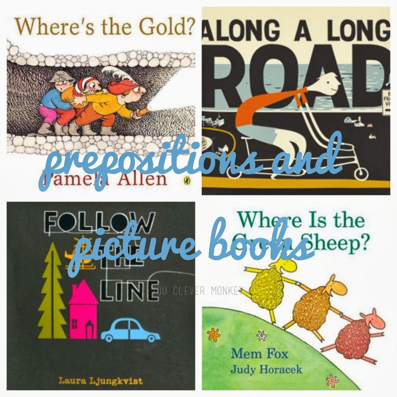 Teaching Prepositions Through Picture Books