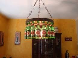 Image Result For Corona Beer Chandelier
