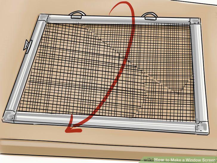 Make a Window Screen Window screens, Window fly screens