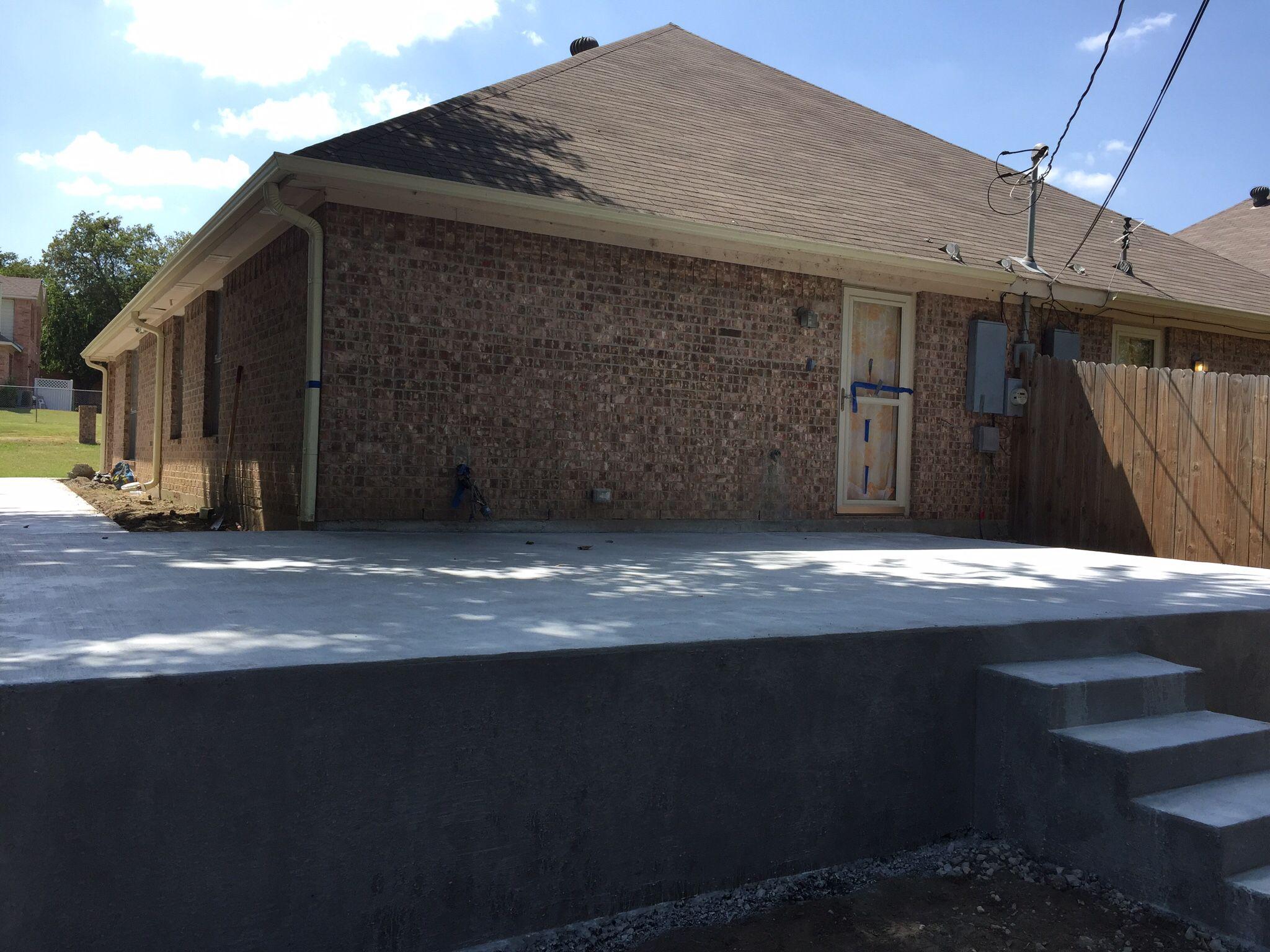 Concrete Slab And Wall Concrete Slab Outdoor Decor Concrete