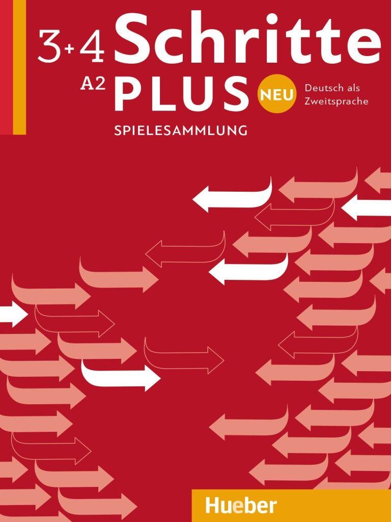Hueber Schritte Plus Neu 3 4 A2 Spielesammlung Spielesammlung Neue Wege Spiele