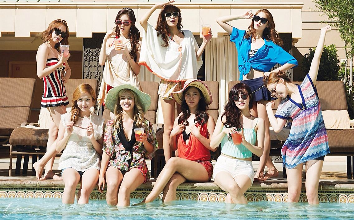 Snsd Girls' Generation ❤️