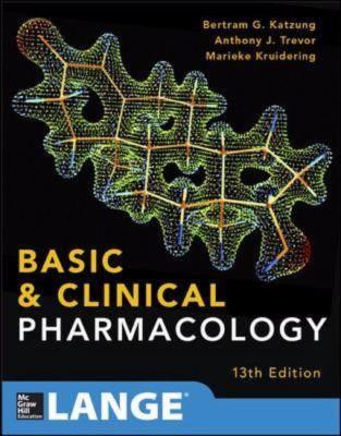 Basic and Clinical Pharmacology 13 E