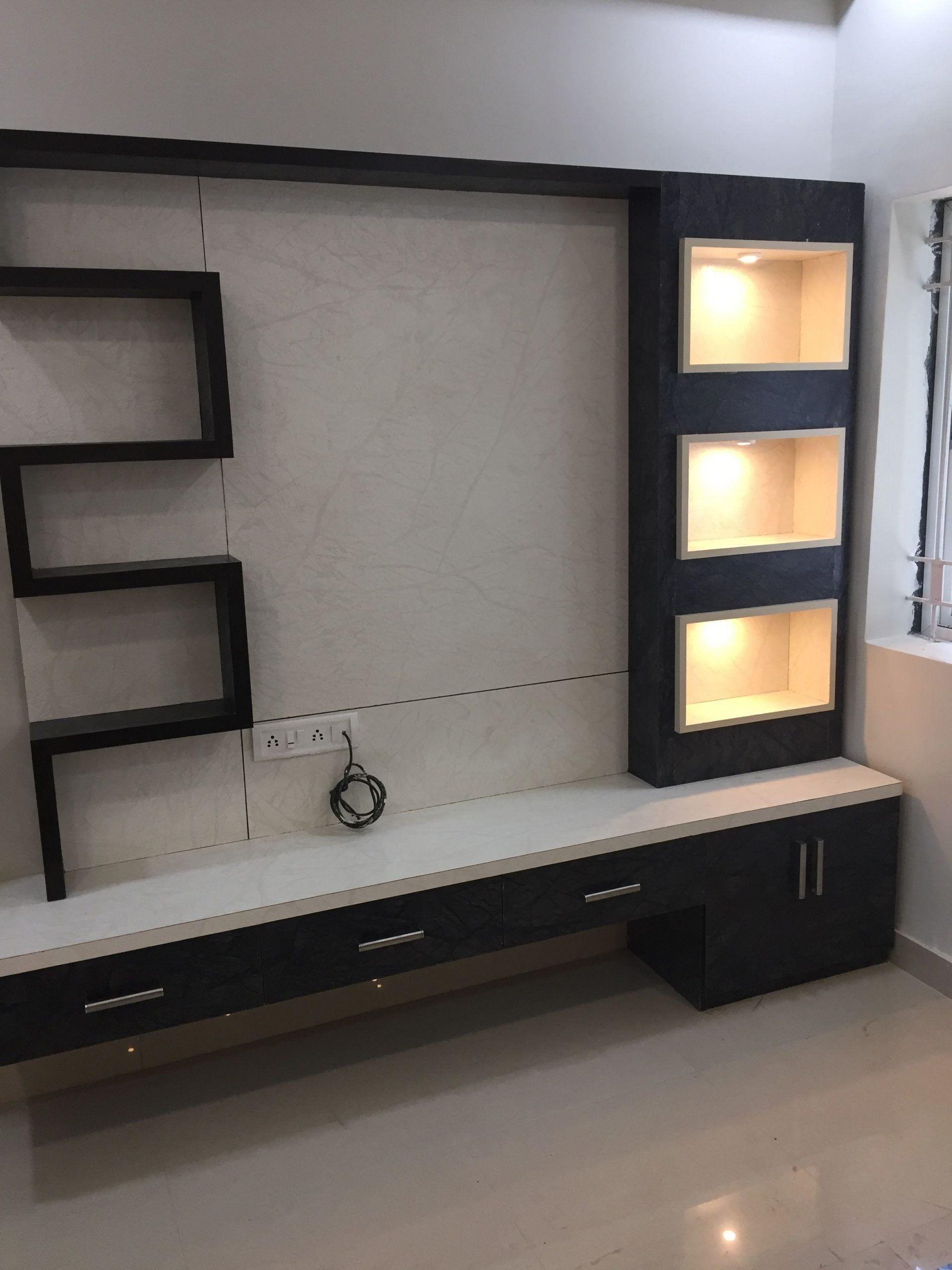 Modern Wall for Living Room Led Tv Furniture