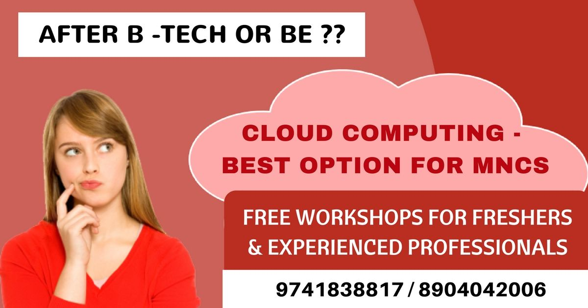 Big Opportunities for Freshers & Experienced Professionals