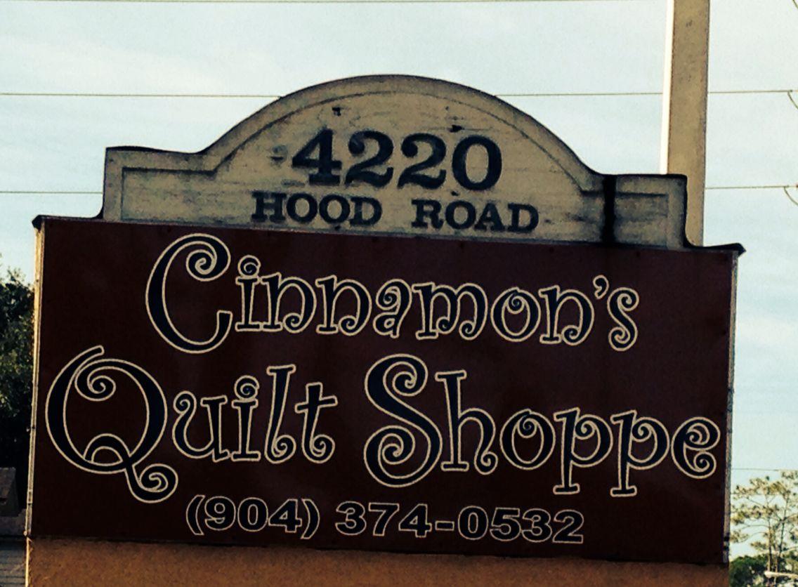 Cinnamon S Quilt Shoppe Jacksonville Fl Jan 2015 They Were