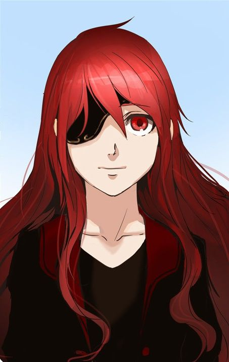 Hwa Ryun Red Hair Anime Characters Webtoon Comics Webtoon
