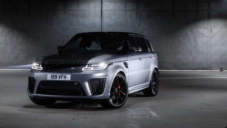 Range Rover Sport SVR Carbon Edition - rk motors
