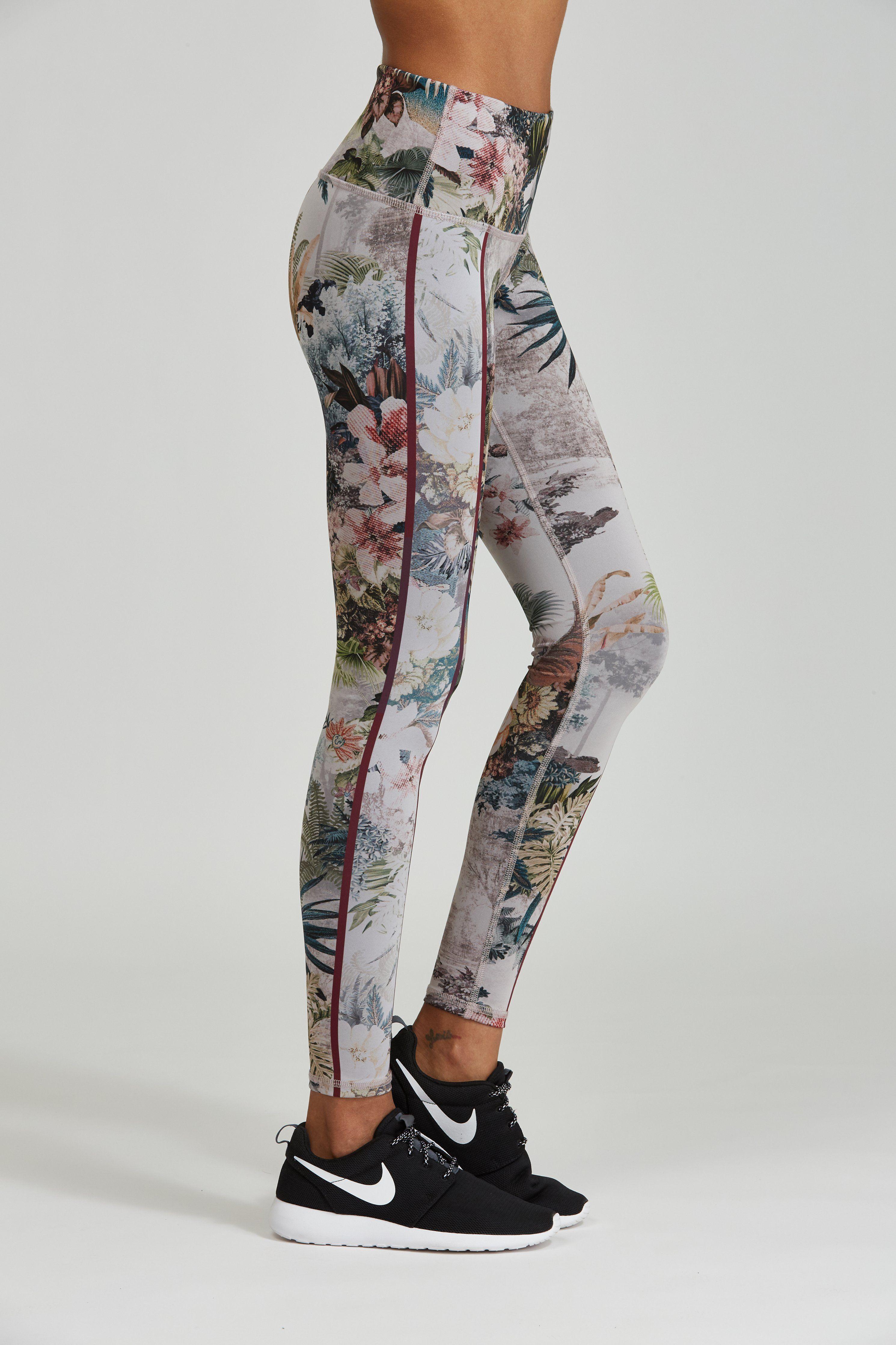ed756aac3282d Milano Legging in 2019   Activewear - Naomi   Soft fabrics, Yoga ...