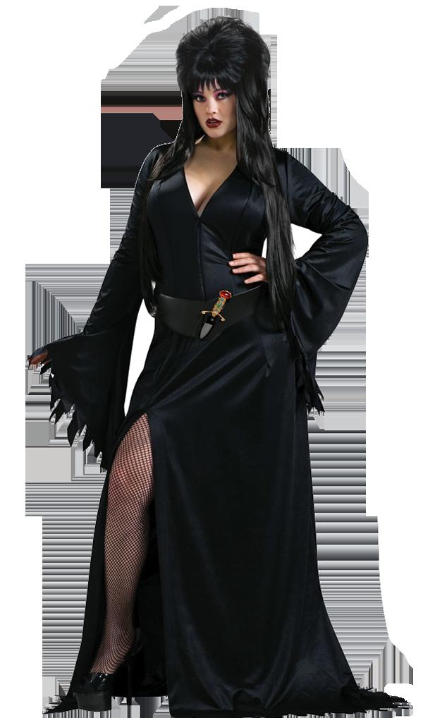 Pin by Muscle & Magic on halloween Elvira costume, Plus