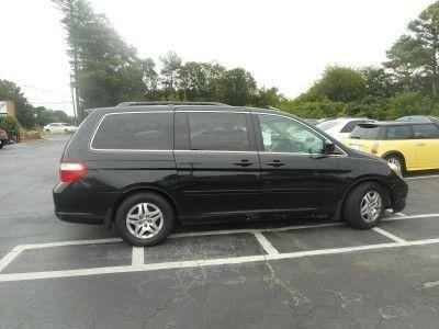 2006 Honda Odyssey 3 999 Honda Odyssey Odyssey Van Mini Van
