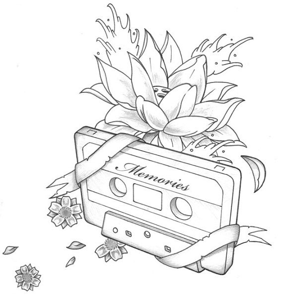 Photo of Music Tattoo Designs – The Body is a Canvas