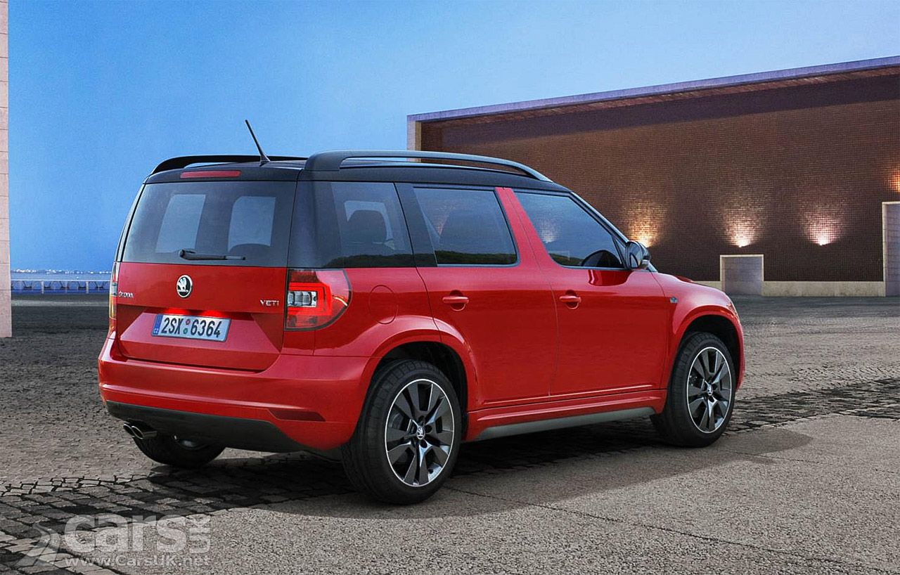 Skoda Yeti Monte Carlo Gets New Engine Options And Lower Starting