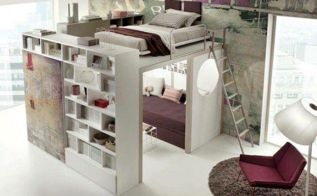 Tolle Ideen für Sie, wenn Sie eine kleine Wohnung einrichten möchten ...