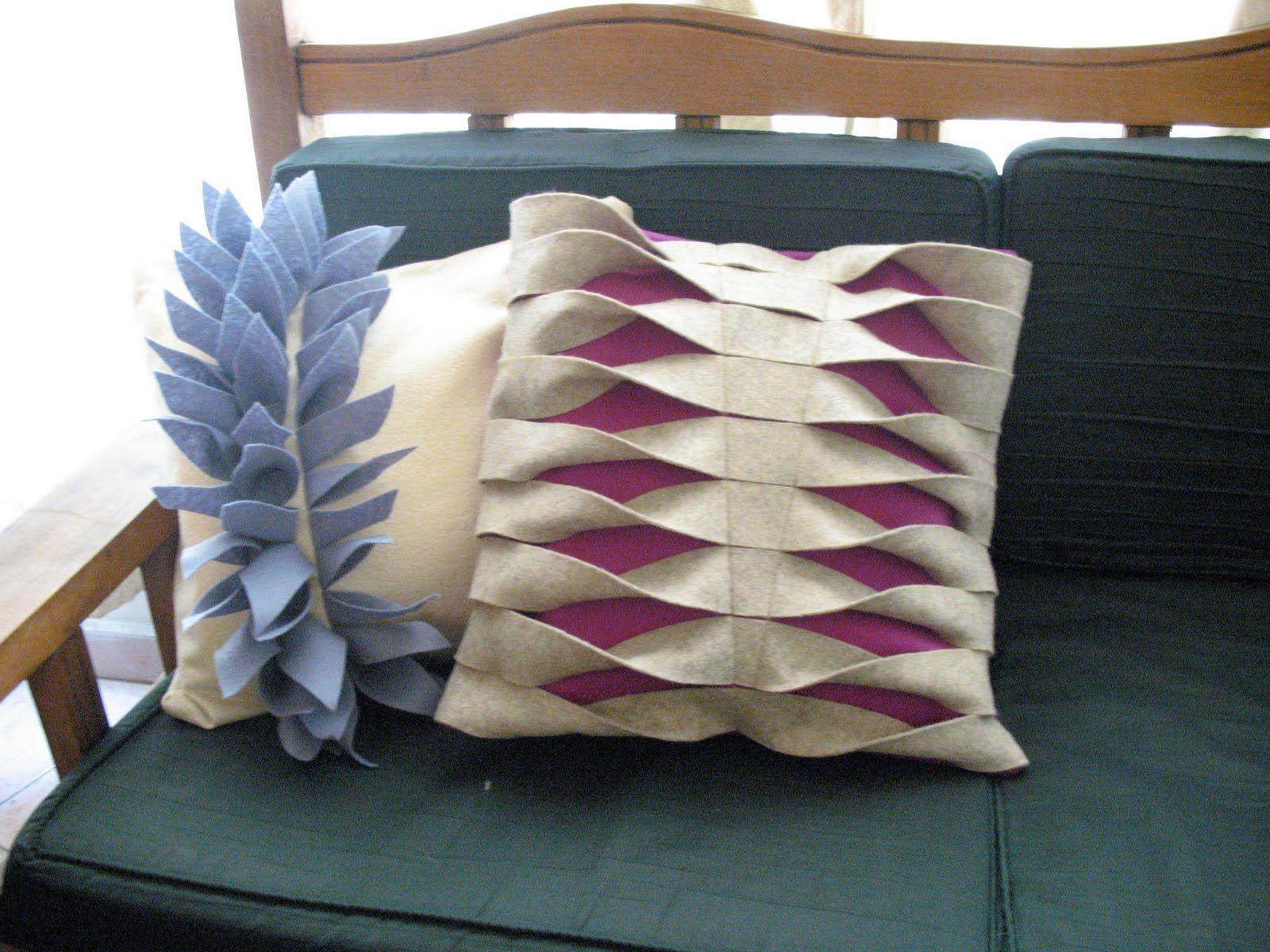 Hacer cojines decorativos cojines ricos y bellos - Cojines faciles de hacer ...