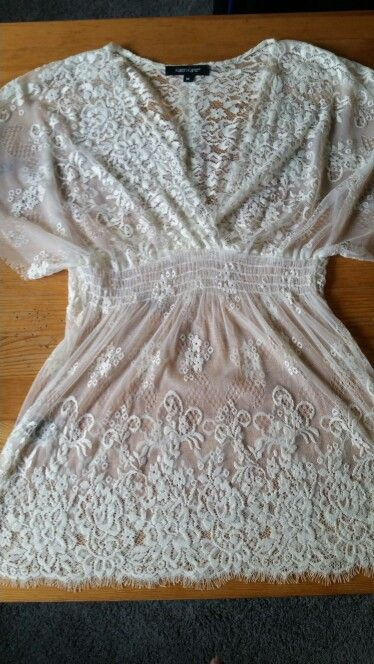 Lace for decorating
