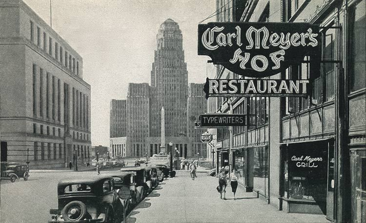 New York 1930 Known To Downtown Workers For 49 Years At Its 45