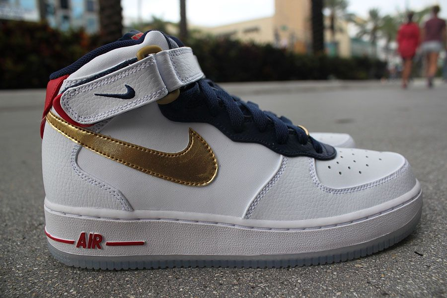 Where Buy Original Find US Nike Air Force 1 AF1 07 Mid LV8
