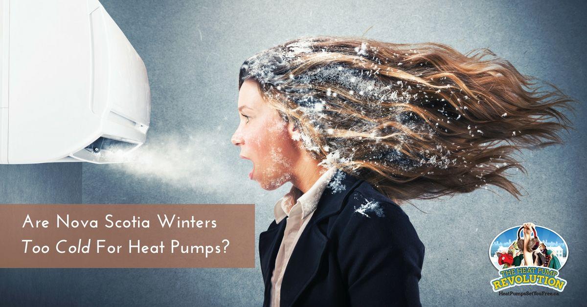 How Do Heat Pumps Handle The Subzero Temperatures In Nova Scotia