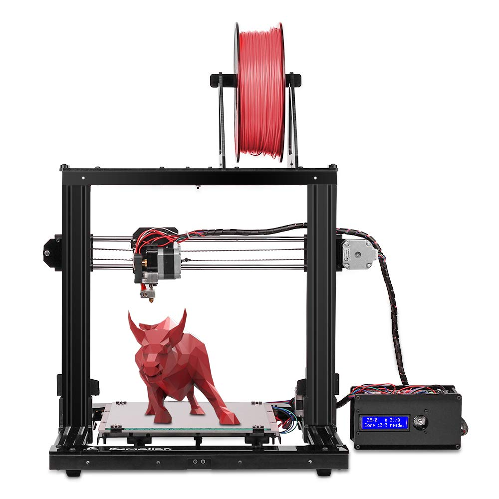 Pxmalion Corei3 3d Printer Diy Kit Auto Leveling Heat Bed Improved Reprap Prusa I3 Structure Filament Runout Detection M 3d Printer 3d Printer Diy Printer