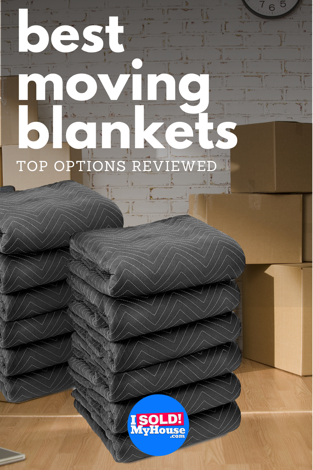 These Are The 10 Best Moving Blankets You Can Buy Today