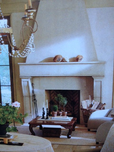 Great French Style Fireplace French Country Fireplace