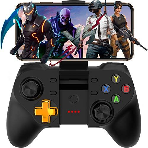 Megadream Mobile Game Controller for PUBG  Fornite Wireless Key Mapping Shooting Fightin