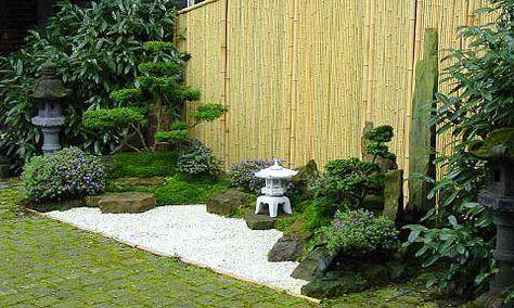 der kleine zen garten garten japanischer garten. Black Bedroom Furniture Sets. Home Design Ideas