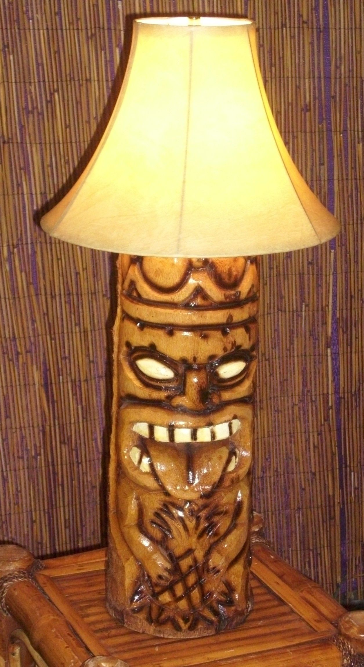 tiki stake spike in with garden lawn light landscape thrisdar beiaidi solar outdoor lights spotlight lamp item handmade from lamps bamboo torches