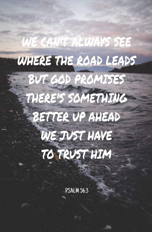 Quote / Trust God