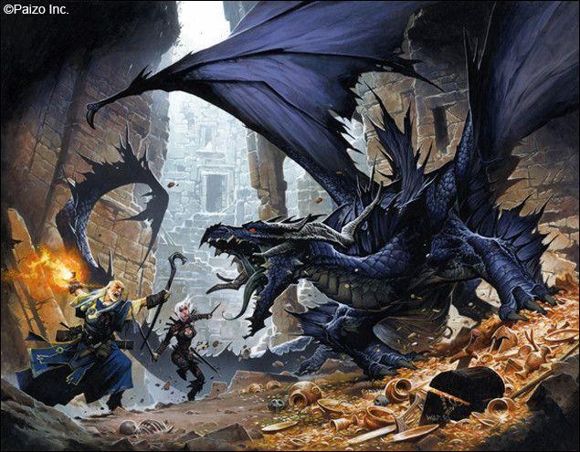 Wayne Reynolds Artworks | Fantasy Art - Gallery 1