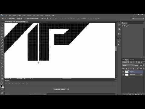 How To Make A Epic Looking Logo/Water Mark In PhotoShop CS6! - YouTube