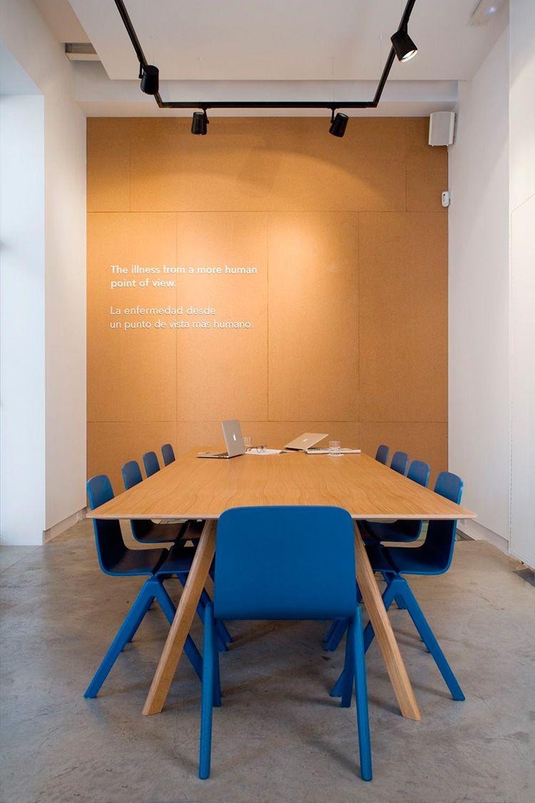 Sala De Reuniones Proyectos Ventura Pinterest Spaces Open  # Muebles Vega Delicias