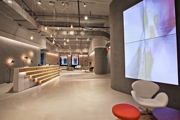 Li  Fung Global Brands Group Office  Contract Mag  Bco
