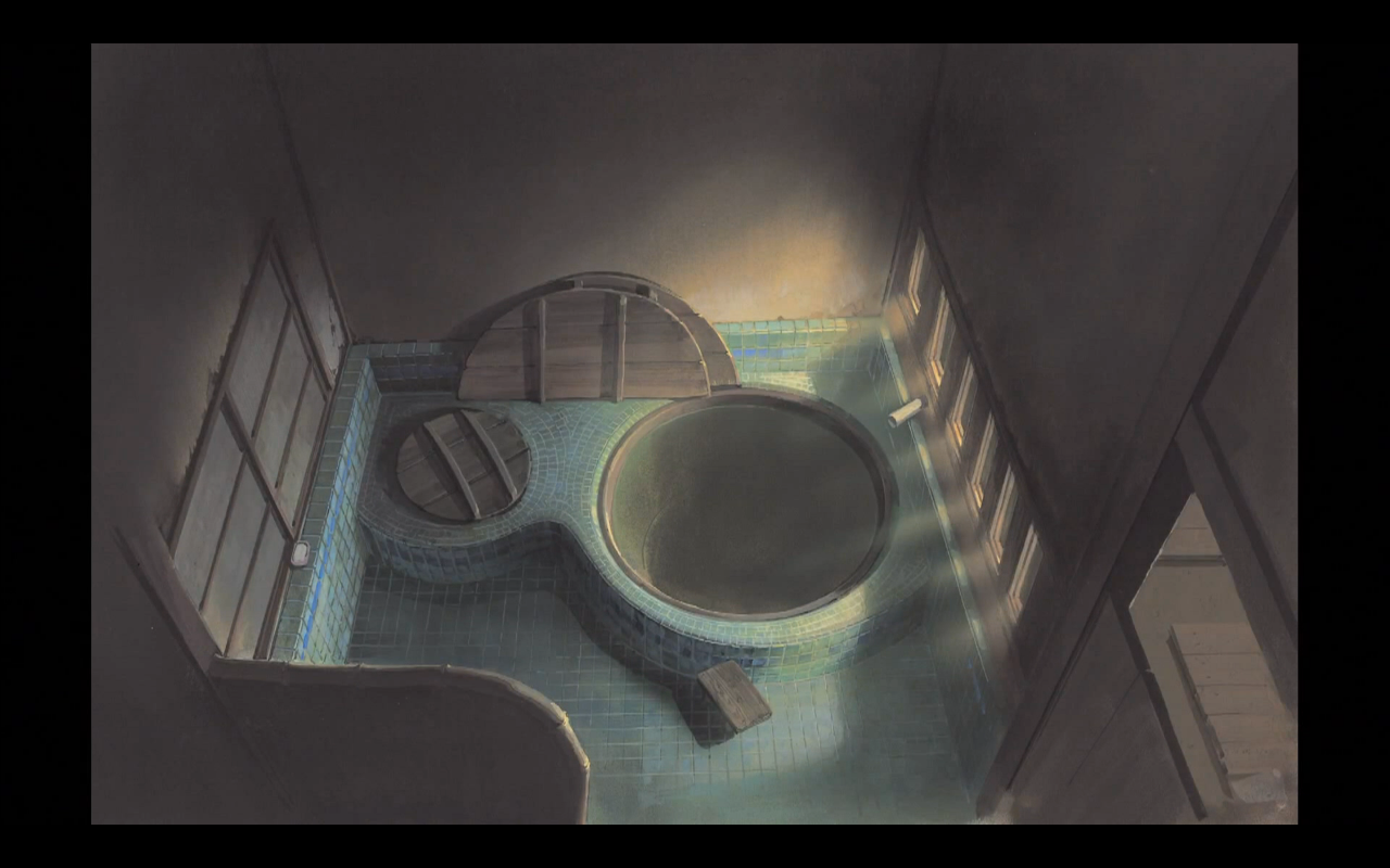 The Soaking Bath From My Neighbor Totoro I Always Loved This And Love