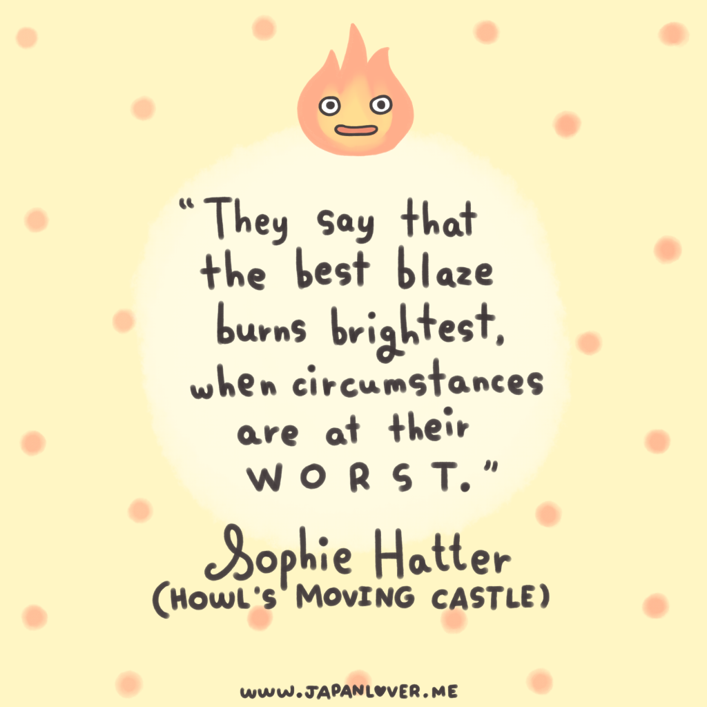 Studio Ghibli Quotes On Pinterest