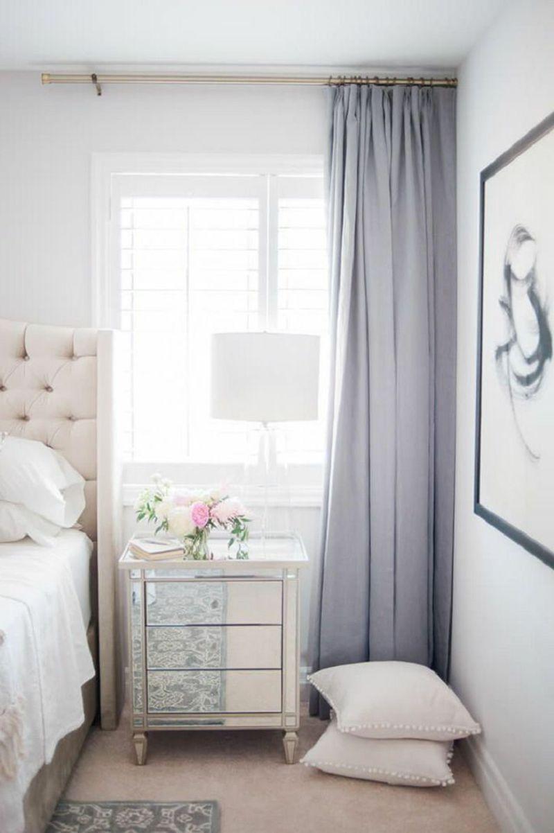 Graue Schlafzimmer Wandfarbe in 100 Beispielen Graues