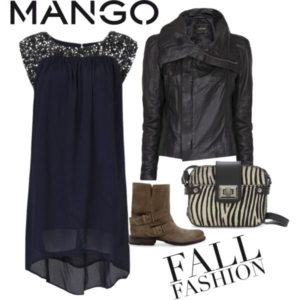 """Winter Aesthetic with @MANGO and That's Chic"" Fall Fashion"