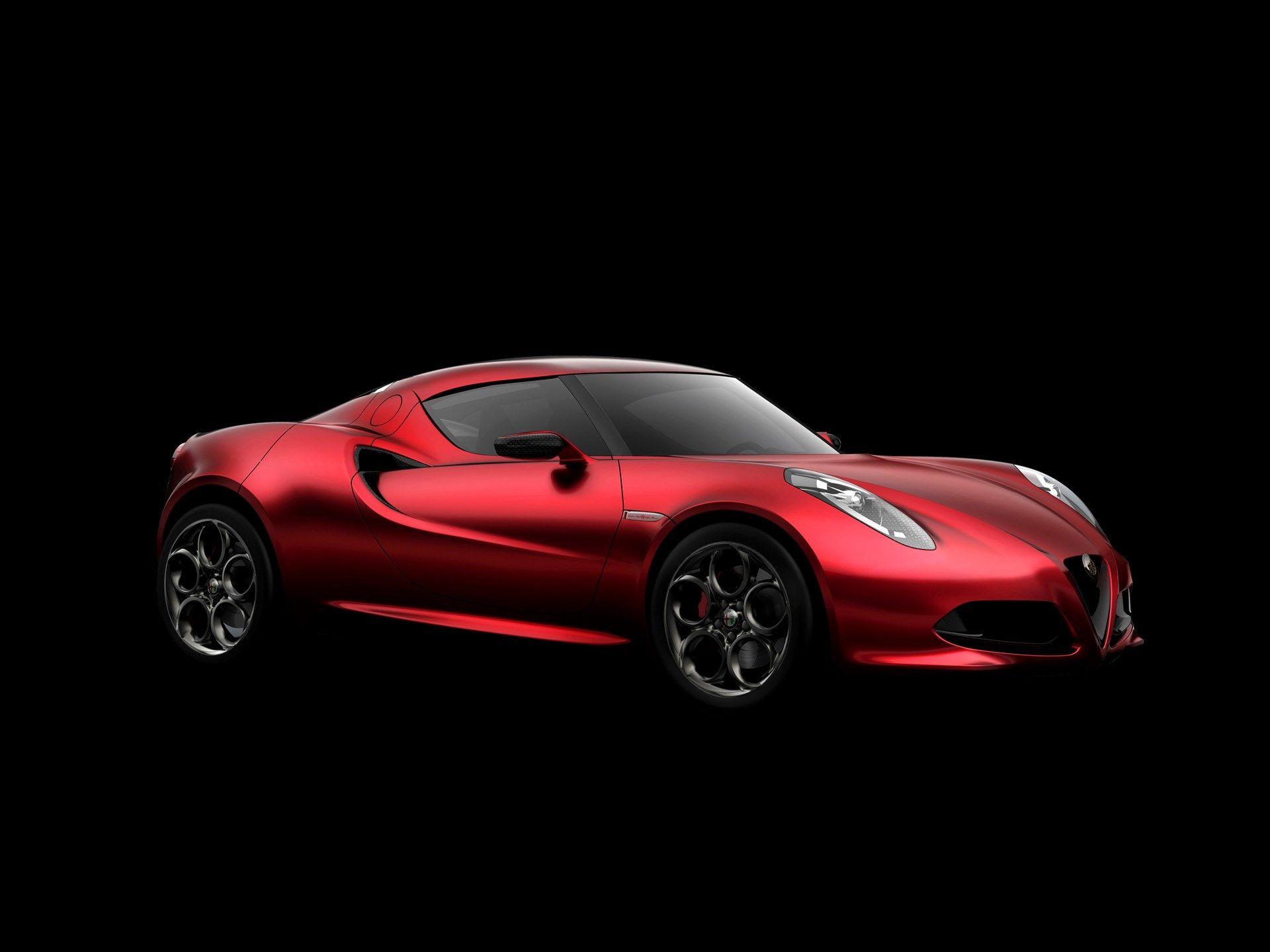 Alfa Romeo 4c Free For Desktop Alfa Romeo 4c Super Cars Alfa Romeo