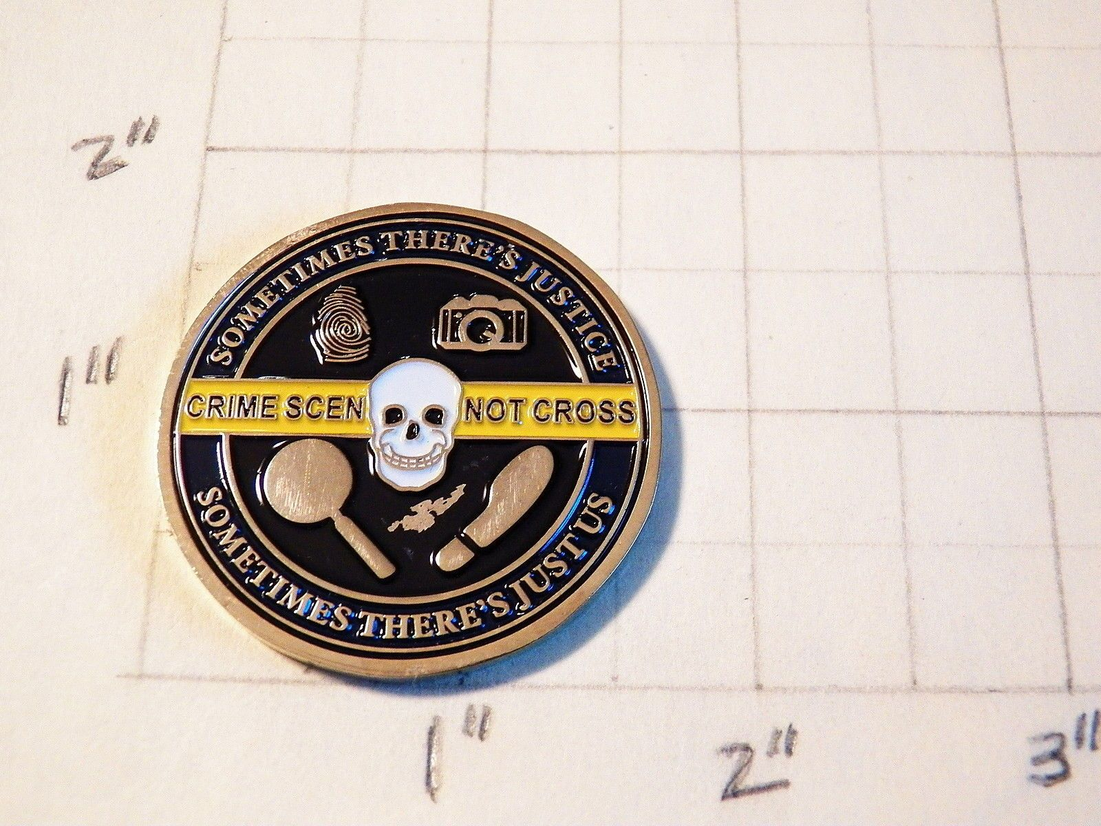 Wichita Falls Tx Police Dept Criminal Investigations Section Challenge Coin Collectibles Militaria Cur Challenge Coins Police Challenge Coins Police Dept
