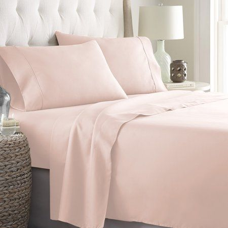 e912001474 300 Thread-Count 100% Cotton Bed Sheet Set (3 or 4-Piece)