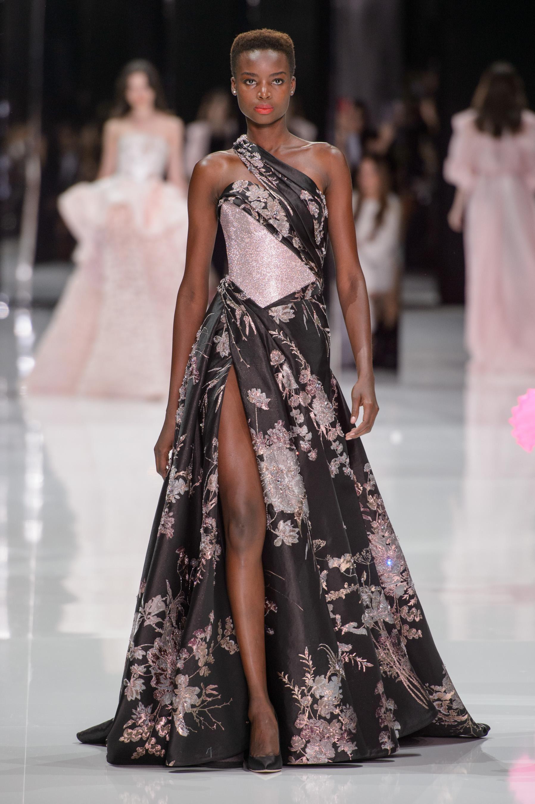Défilé Ralph & Russo printemps-été 2018 Couture | la femme mode ...